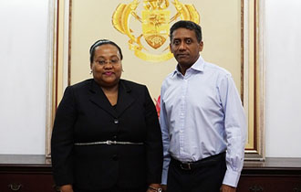 New Tanzanian High Commissioner Accredited