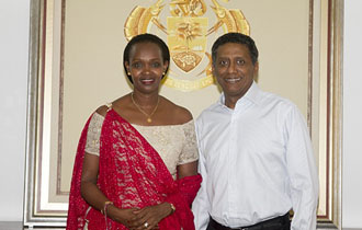 New UNDP Resident Coordinator and Resident Representative for Mauritius and Seychelles Accredited