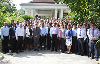 Seychelles and the World Bank Co-Host Conference on Financing Sustainable and Climate-Resilient Ocean Economies in Africa