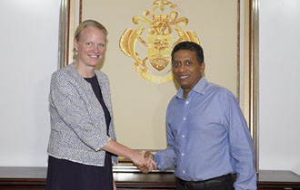 New Swedish Ambassador to Seychelles Accredited