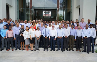 Seychelles' First National Business Summit officially launched