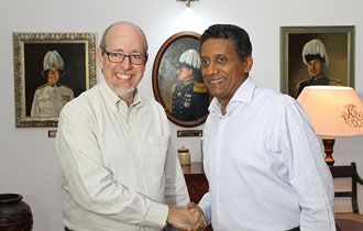 High Commissioner of Canada to Seychelles bids Farewell