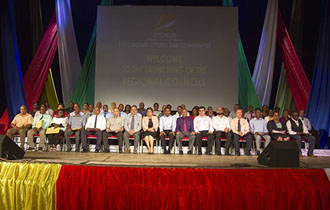 Regional Councils Officially Launched
