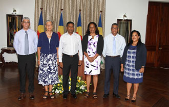 Electoral Commission of Seychelles sworn into office