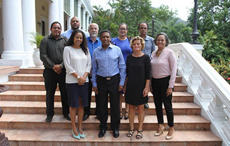 President Faure launched the National Committee to commemorate 250 years of First Settlement in Seychelles