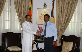 Bilateral Cooperation between Seychelles and Sri Lanka Rises New heights