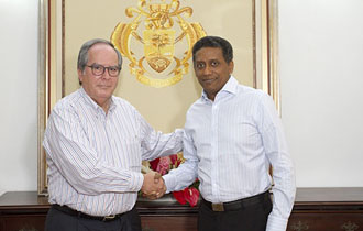 New Mexican Ambassador to the Republic of Seychelles Accredited