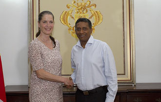Ambassador of Germany to Seychelles Accredited