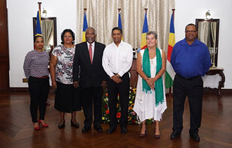 Swearing-In of Seychelles Human Rights Commission