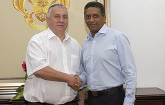 Ambassador of the Czech Republic to the Republic of Seychelles Accredited
