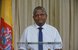Statement by the President of the Republic of Seychelles, HE. Wavel Ramkalawan on the Occasion of the One Planet Summit