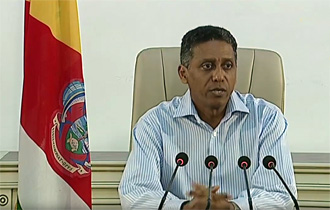 Live Presidential Press Conference by President Danny Faure